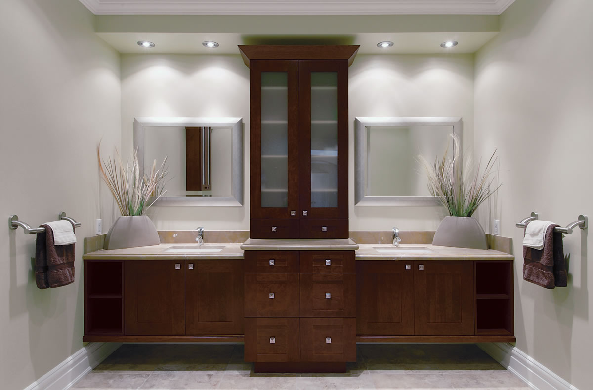 Kitchen Craft bath vanities and bath cabinets Westchester ...